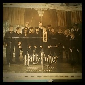 Other - Harry Potter Game poster ORDER OF THE PHEONIX